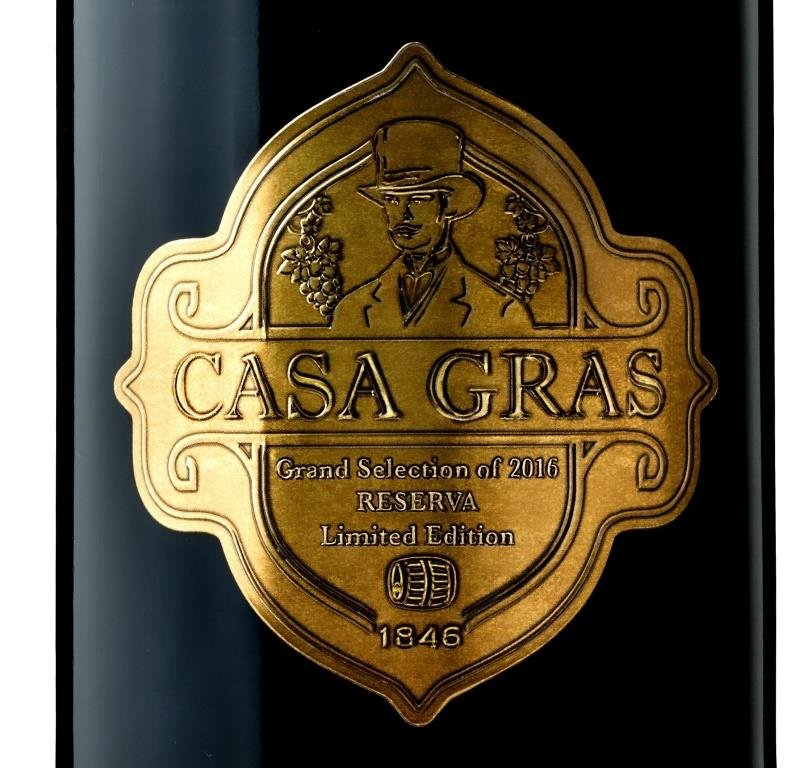 Artisan Wine, RESERVA 2016, Magnum - 1,5L, Limited Edition - only 500 bottles.